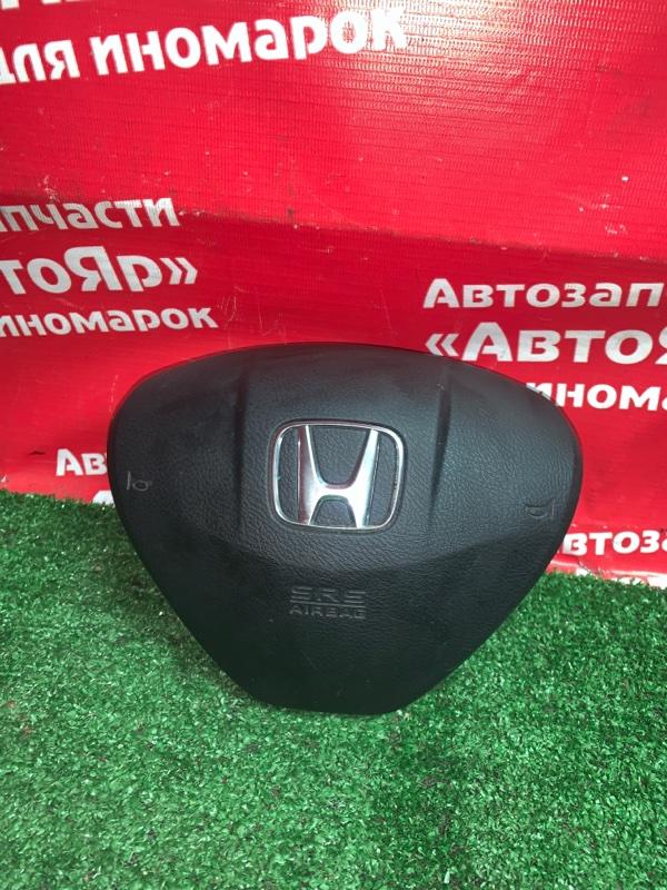 Airbag на руль Honda Fit Shuttle GP2 LDA 2011 с зарядом