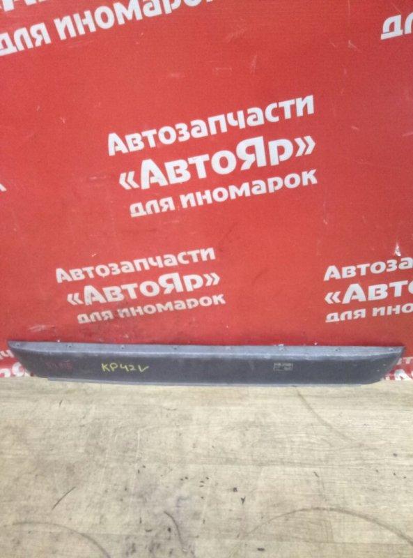 Накладка багажника Toyota Liteace Noah KR42V 7K-E 01.2002