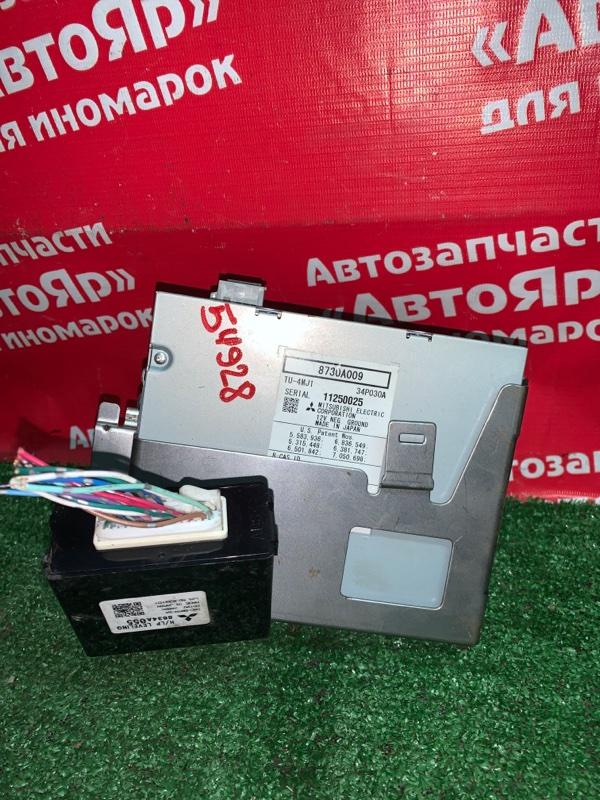 Блок управления Mitsubishi Asx GA3W 4B10 03.2011 8730A009