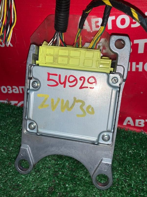 Блок управления airbag Toyota Prius ZVW30 2ZR-FXE 04.2009 89170-47090