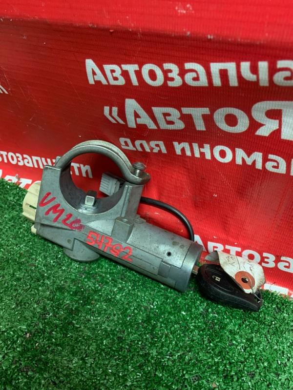 Замок зажигания Nissan Nv200 VM20 HR16DE 04.2012 1ключ