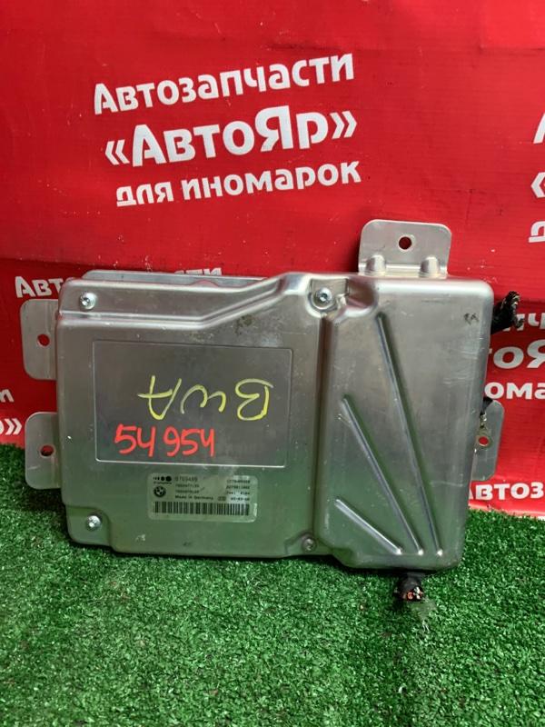 Блок управления Bmw 525I E60 N52B25A 04.2005 1279H05968. 6769489. блок активного рулевого управления