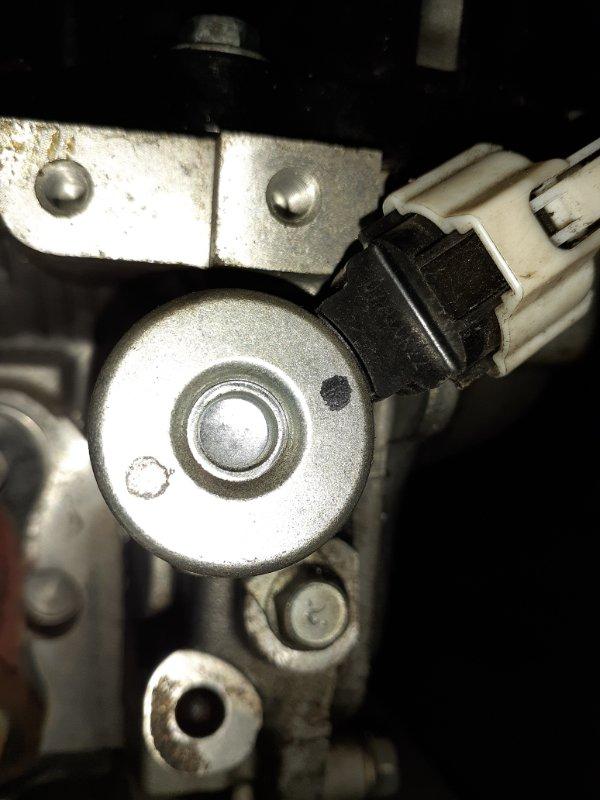 Клапан vvti Mitsubishi Lancer X CY4A 4B11 03.2008 1028A022