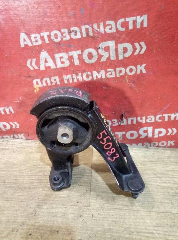 Подушка двигателя Toyota Prius ZVW30 2ZR-FXE 04.2009 задняя
