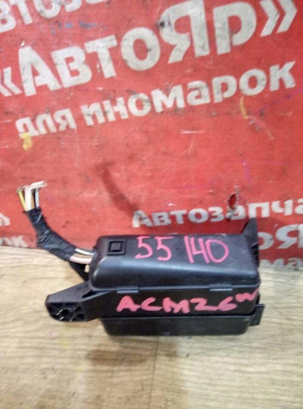 Блок предохранителей Toyota Ipsum ACM26W 2AZ-FE 2005.06 маленький