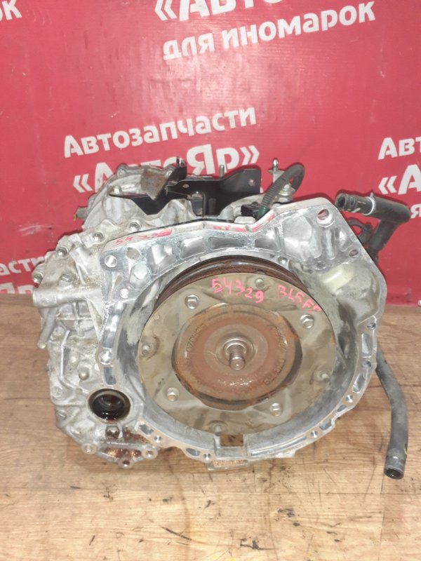 Акпп Mazda Axela BL5FP ZY-VE 2012 CVT