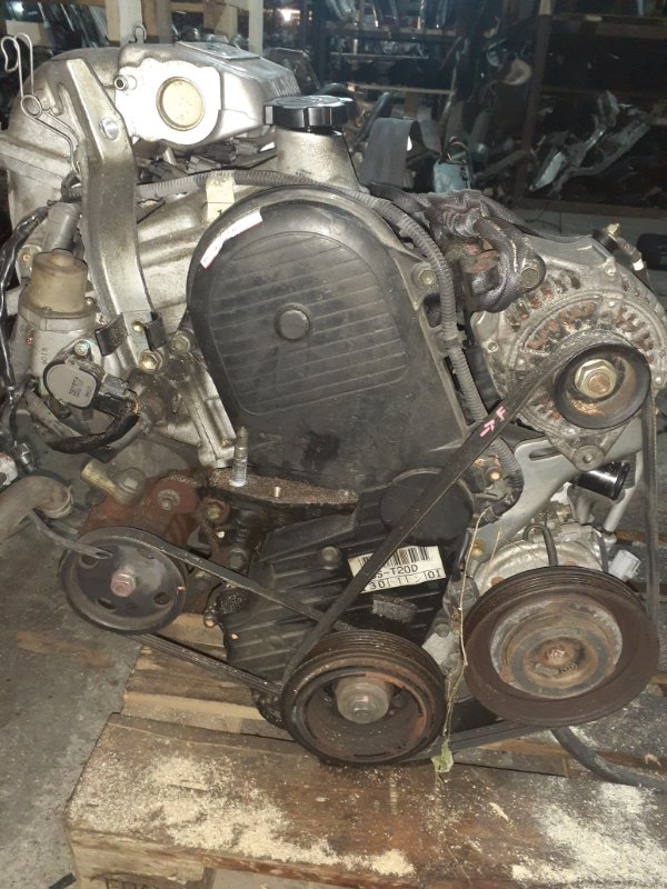 Двигатель Toyota Corona Premio ST210 3S-FSE 04.1999 цена указана за голый с коллектором впускным,