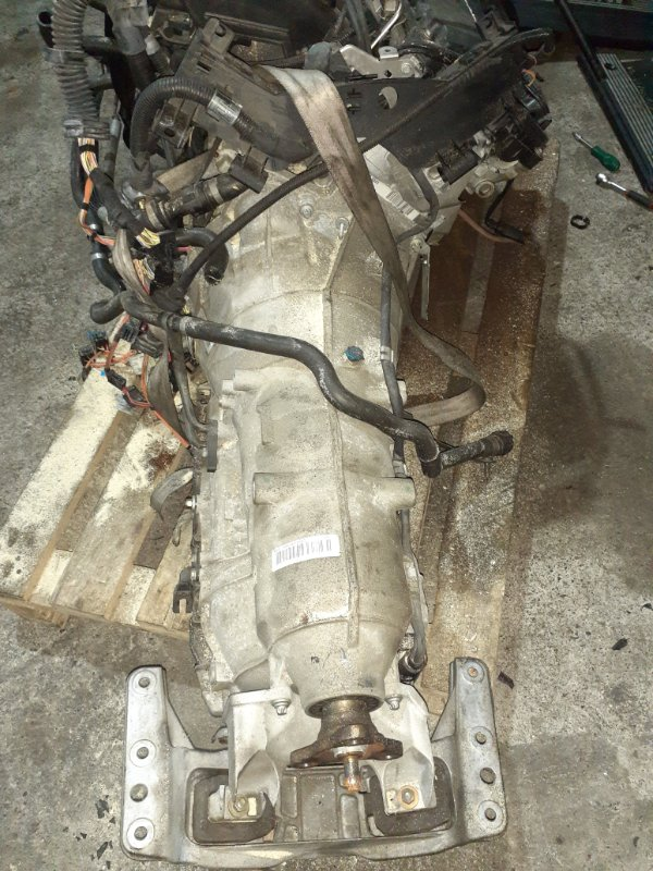 Акпп Bmw 525I E61 M54B25 08.2004 GA6HP19Z, 2wd, 2.5