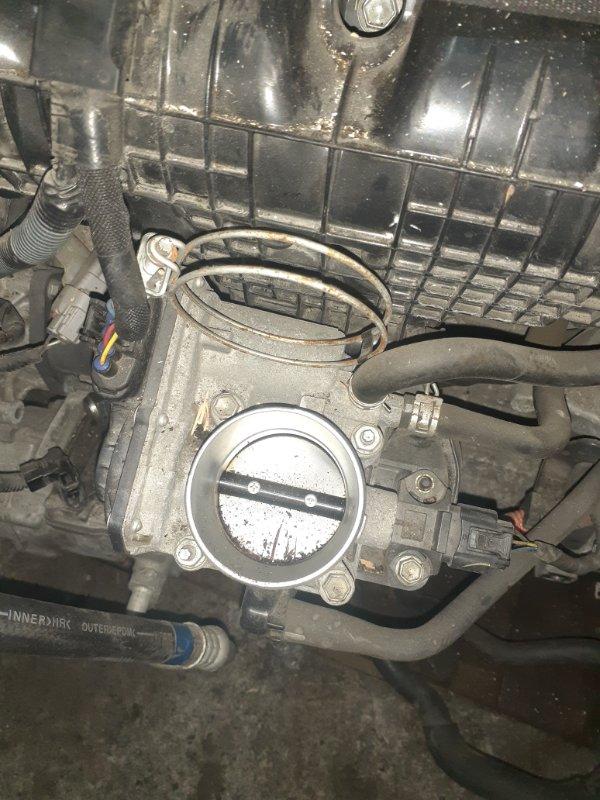 Заслонка дроссельная Toyota Prius ZVW30 2ZR-FXE 04.2009 22030-37060