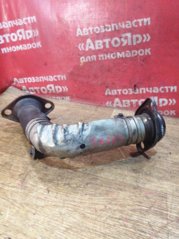 Глушитель Mazda Bongo SK82V F8 11.2008 приемная труба, дефект резьбы