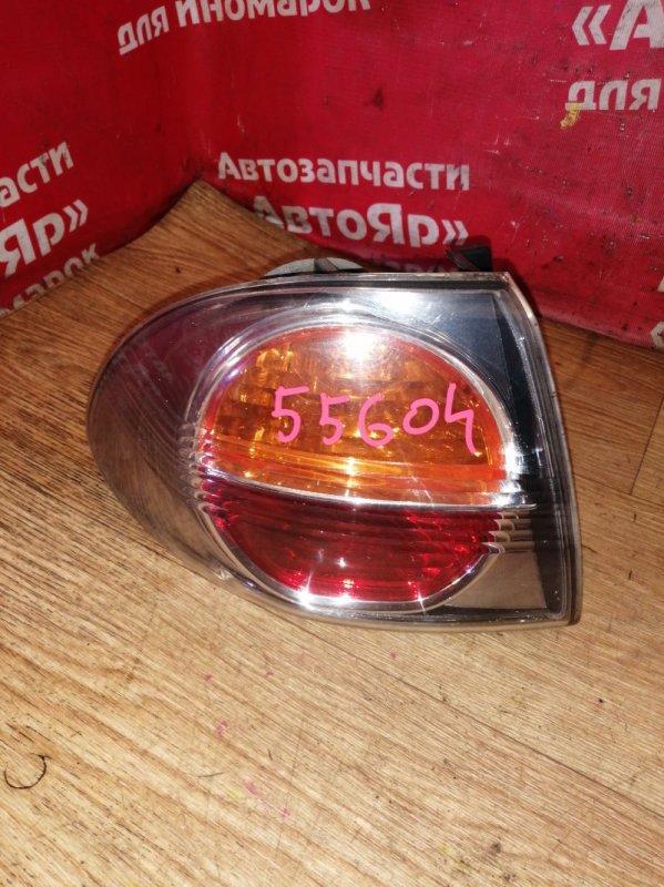 Стоп-сигнал Toyota Caldina ST215G 3S-FE 12.2000 задний левый 21-51