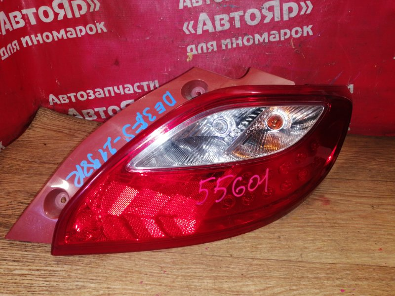 Стоп-сигнал Mazda Demio DE3FS ZJ-VE 05.2010 задний правый P5776