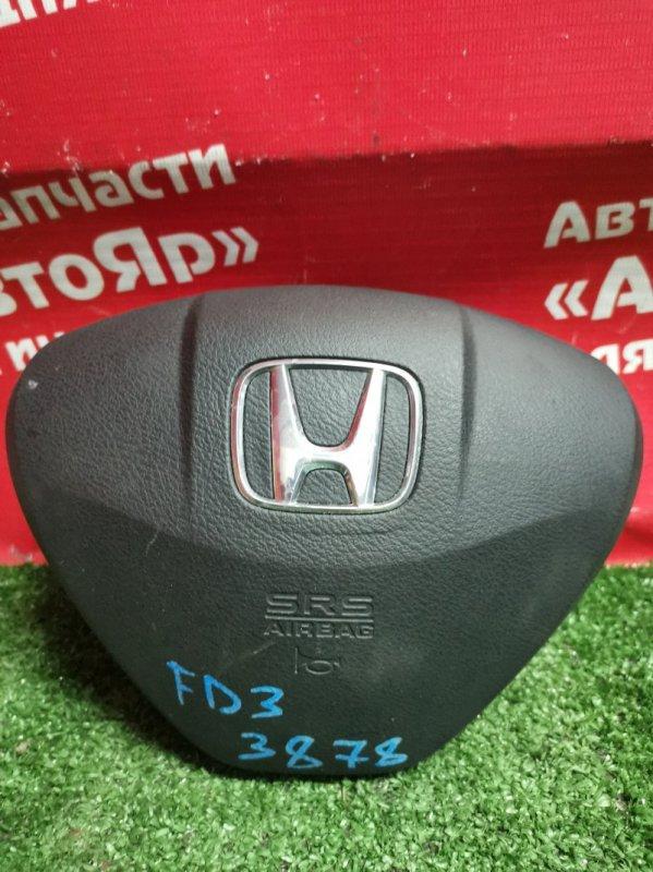 Airbag Honda Civic Hybrid FD3 LDA 04.2007 С зарядом.