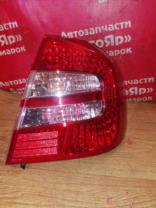Стоп-сигнал Toyota Premio ZZT245 1ZZ-FE 02.2005 задний правый 20-442