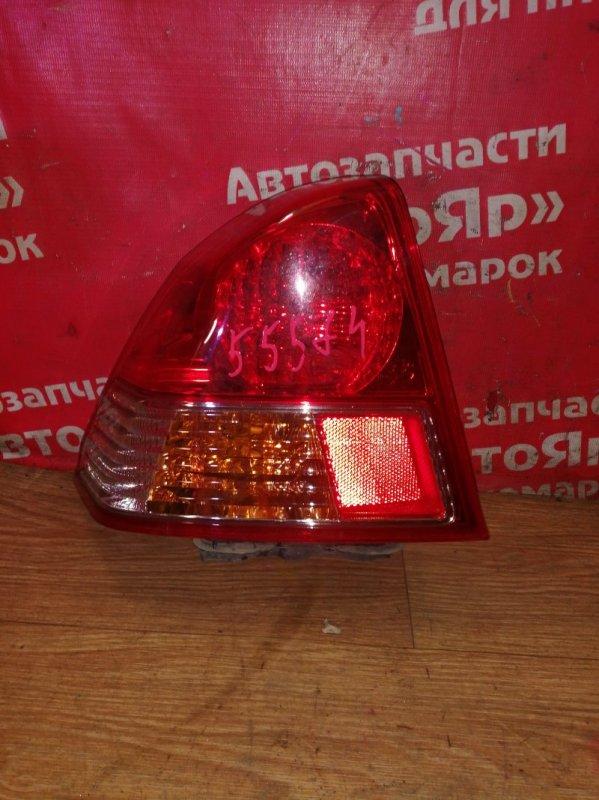 Стоп-сигнал Honda Civic Ferio ES2 D15B 08.2003 задний левый P2662 (с краншт.)