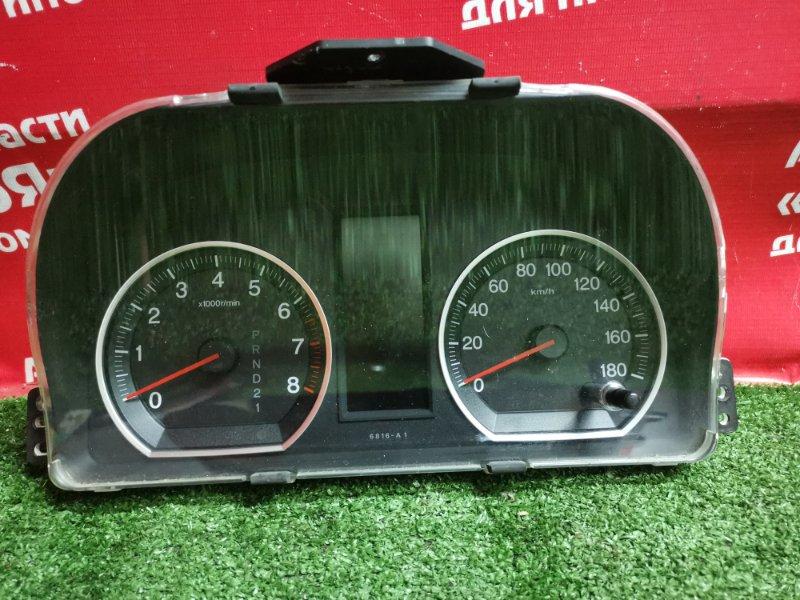 Комбинация приборов Honda Cr-V RE4 K24A 12.2006 78100-SWA-9000