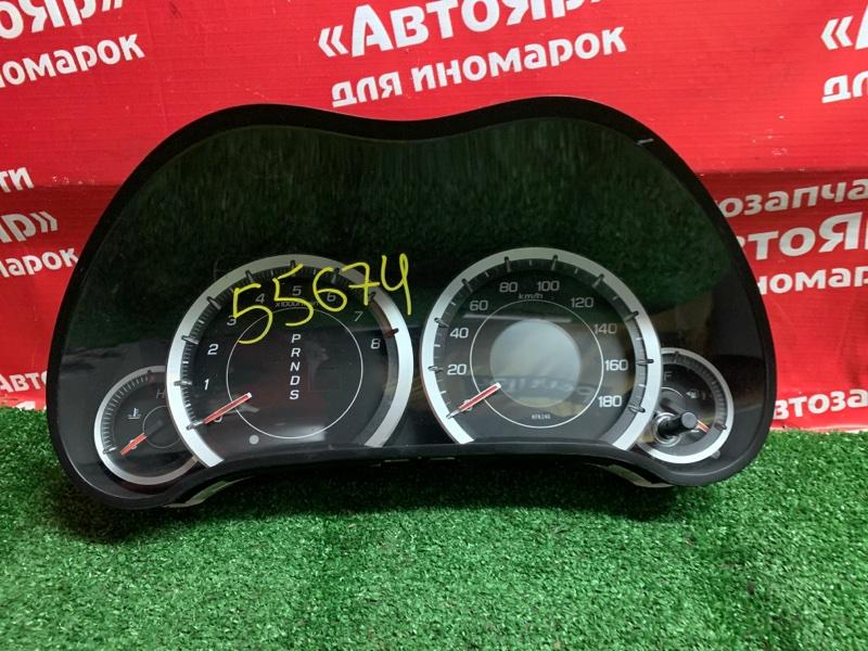 Комбинация приборов Honda Accord CU2 K24A 12.2008 78100-TL3-9120-M1