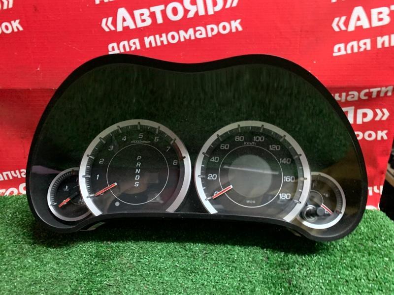 Комбинация приборов Honda Accord CU2 K24A 11.2008 78100-TL3-J120-M1