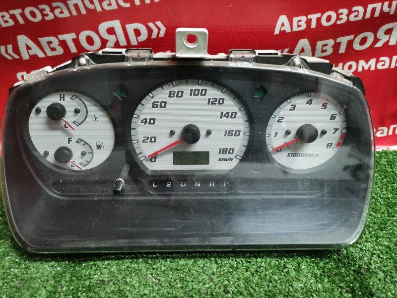 Комбинация приборов Daihatsu Terios J102G K3-VE 02.2001 83010-87496