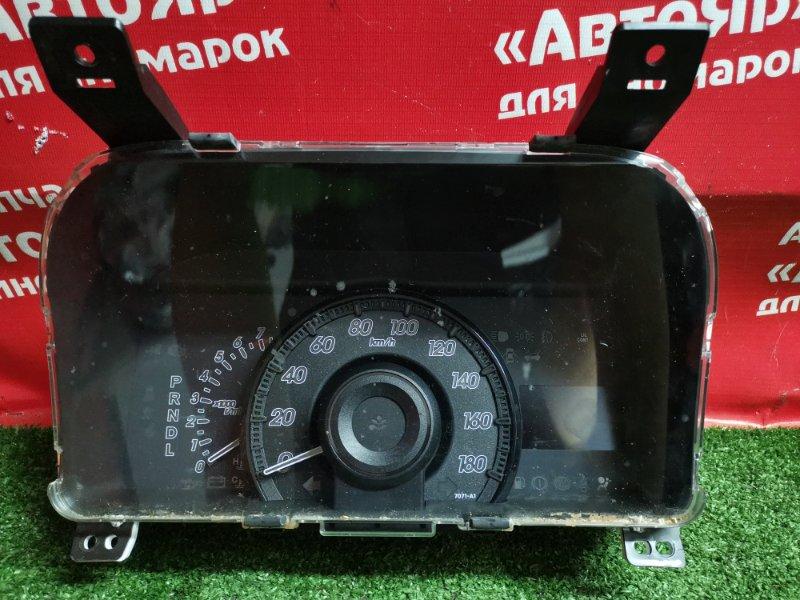 Комбинация приборов Honda Stepwgn RK1 R20A 07.2010 78100-SZW-J311