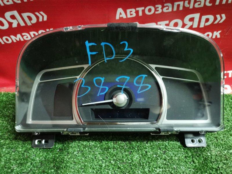 Комбинация приборов Honda Civic Hybrid FD3 LDA 04.2007 78200-SNC-S300