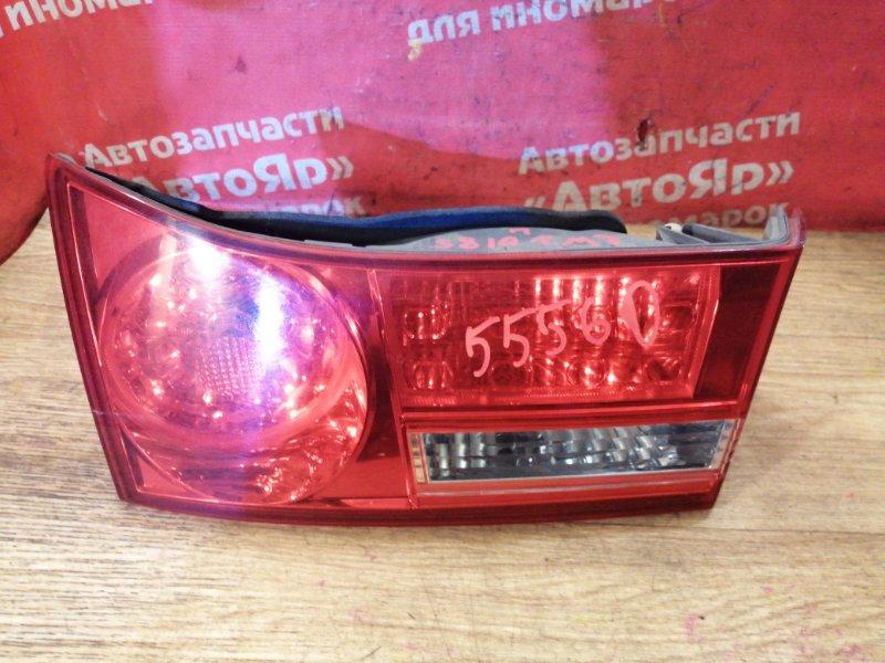 Стоп-сигнал Honda Accord CU2 K24A 12.2008 задний левый P8129 в 5ю дверь