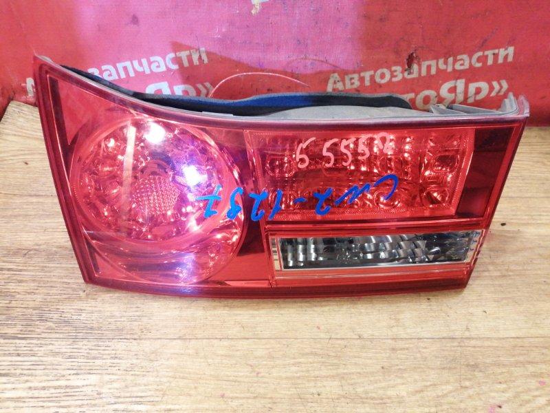 Стоп-сигнал Honda Accord CU2 K24A 11.2008 задний левый P8129 в 5ю дверь