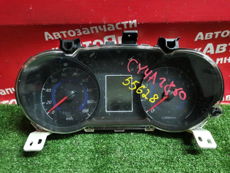 Комбинация приборов Mitsubishi Lancer X CY4A 4B11 04.2009 8100A487A