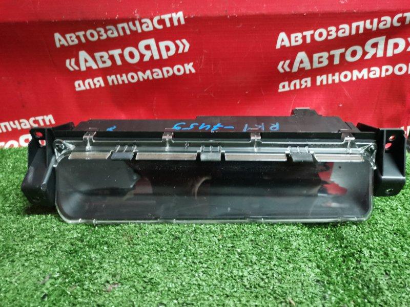 Комбинация приборов Honda Stepwgn RK1 R20A 07.2010 79650-SZW-9410