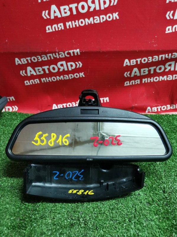 Зеркало салонное Bmw 323I E90 N52B25A 10.2005
