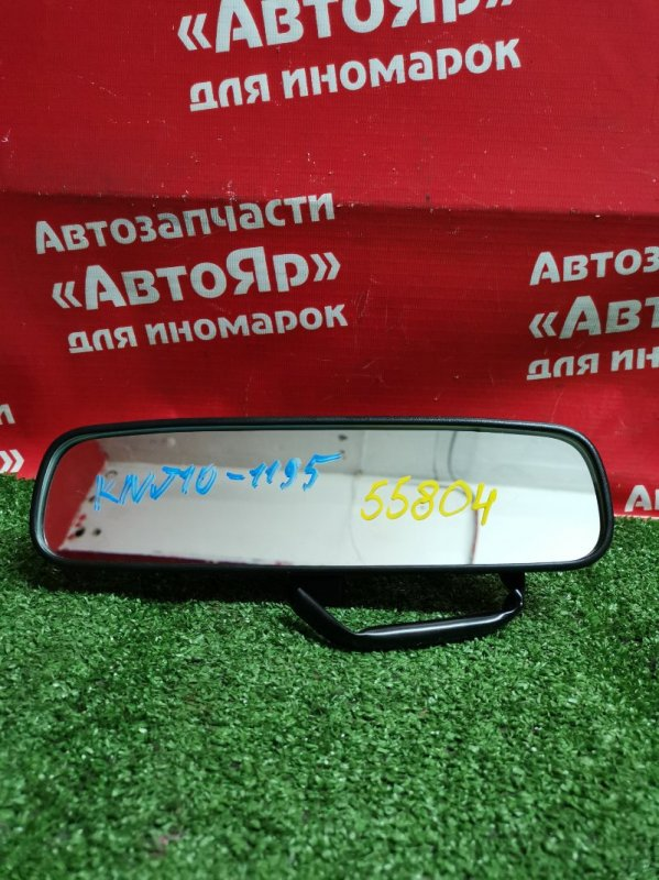Зеркало салонное Nissan Qashqai KNJ10 MR20DE 03.2008 с креплением к стеклу