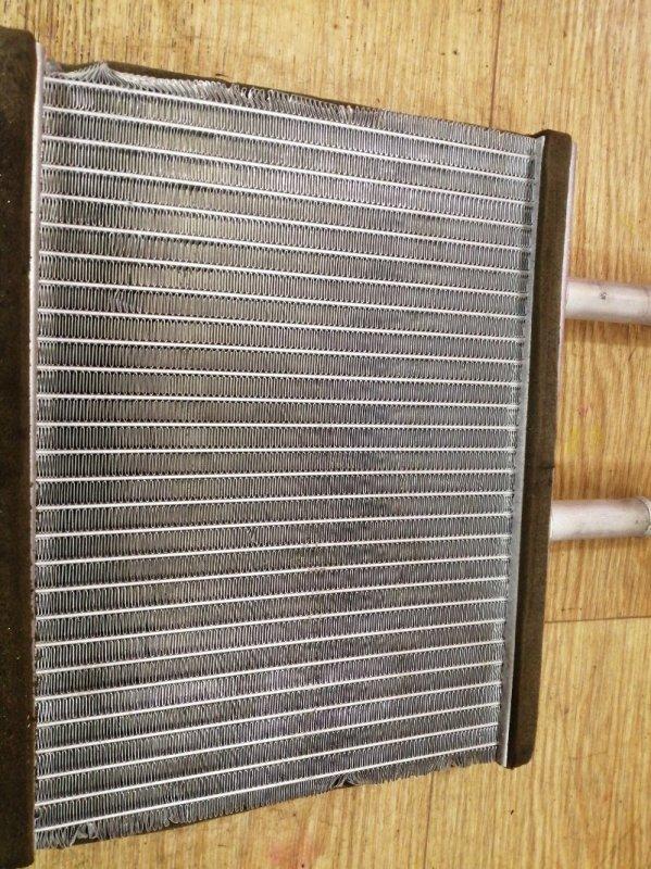 Радиатор печки Nissan Bluebird Sylphy QG10 QG18DE 05.2003