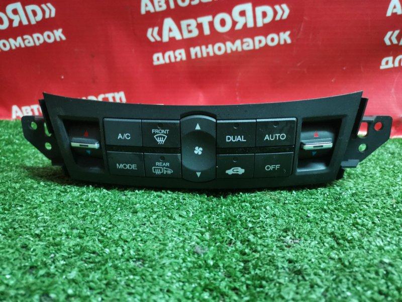 Блок управления климат-контролем Honda Accord CU2 K24A 12.2008 94 XP15