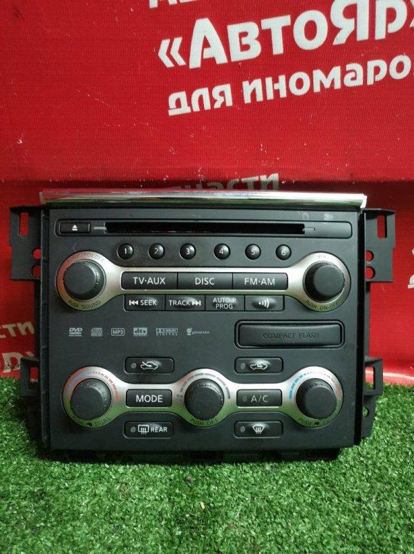 Блок управления климат-контролем Nissan Teana J32 VQ25DE 03.2009 JN21C 210313 номер на плате F21PB973A