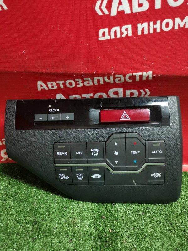 Блок управления климат-контролем Honda Stepwgn RK5 R20A 05.2010 J4C ZD23