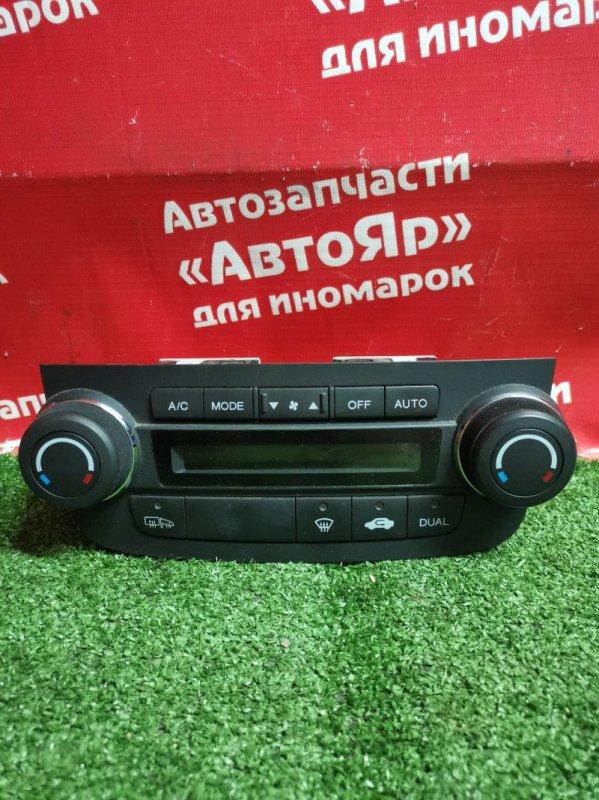 Блок управления климат-контролем Honda Cr-V RE4 K24A 12.2006 95 TP05