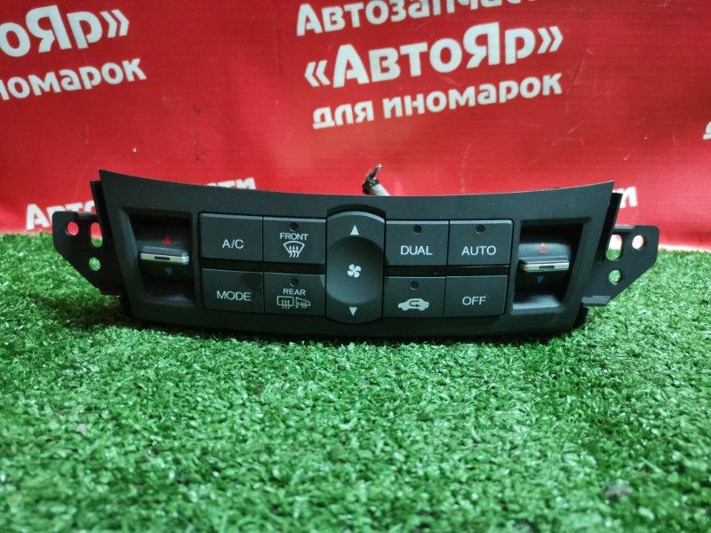Блок управления климат-контролем Honda Accord CU2 K24A 11.2008 94 XN04
