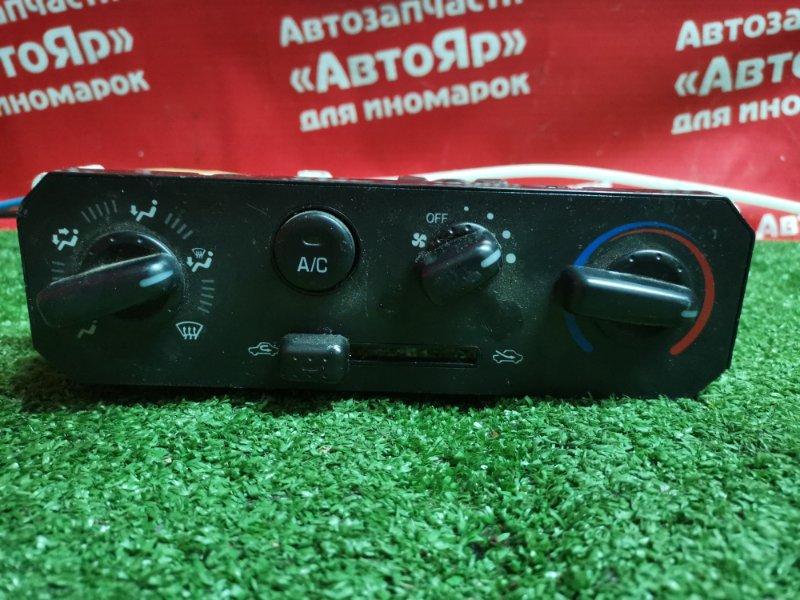 Блок управления климат-контролем Daihatsu Terios J102G K3-VE 02.2001 механический