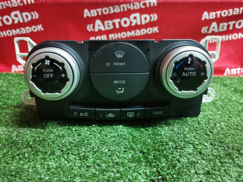 Блок управления климат-контролем Mazda Cx-7 ER3P LF-VDT 03.2007 K1900E221 C03