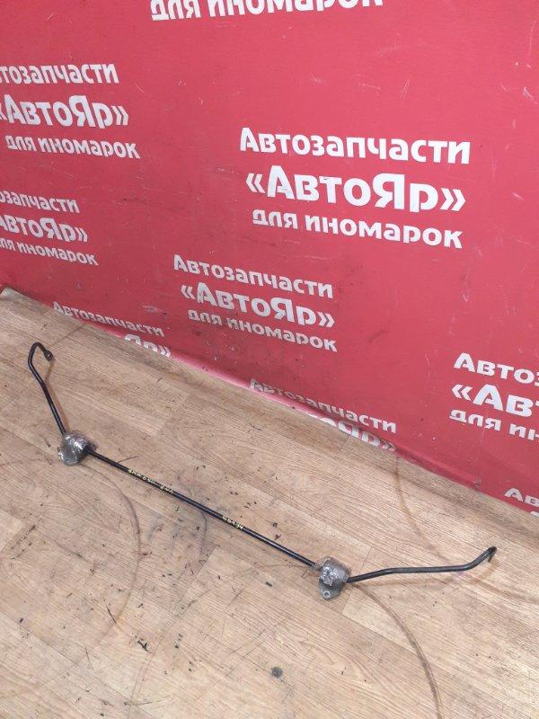 Стабилизатор Bmw 320I E90 N46B20B 09.2008 задний с втулками и линками