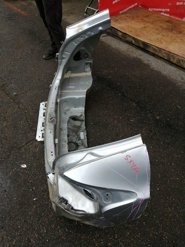 Панель кузова задняя Mitsubishi Lancer X CX4A 4B11 01.2009 задний