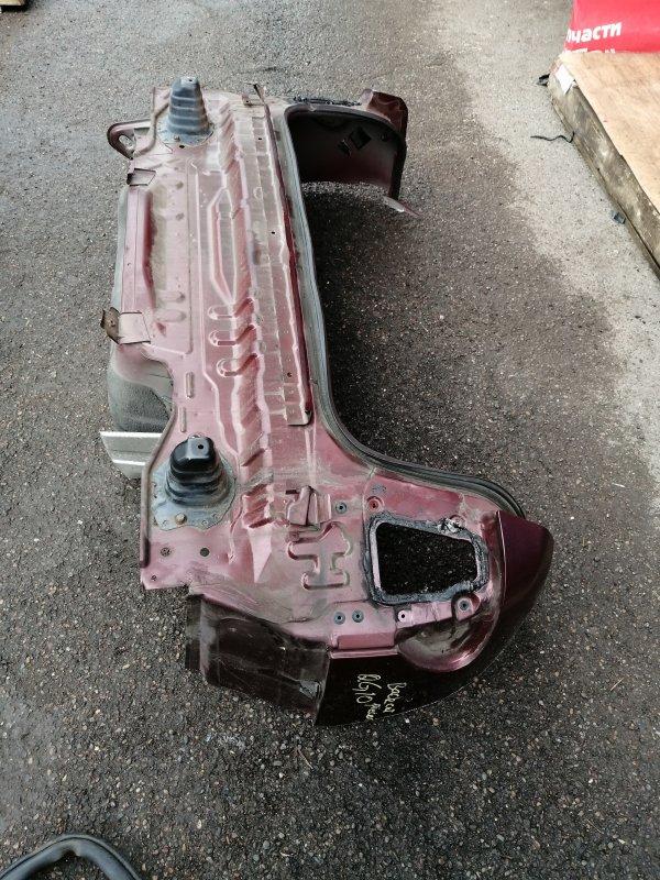 Панель кузова задняя Nissan Bluebird Sylphy QG10 QG18DE 11.2001 задний