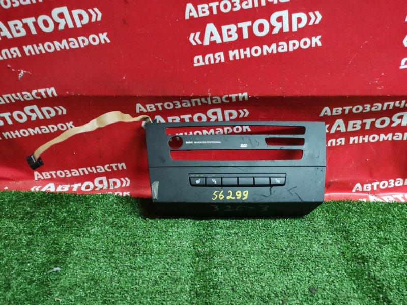 Рамка магнитофона Bmw 335I E91 N54B30A 11.2006 6583 6958409