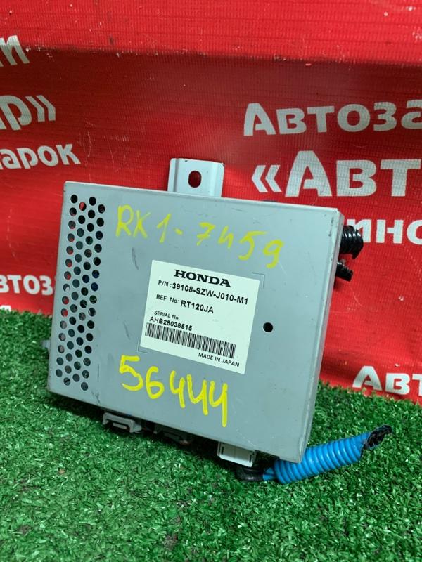 Электронный блок Honda Stepwgn RK1 R20A 07.2010 39108-szw-j010-m1