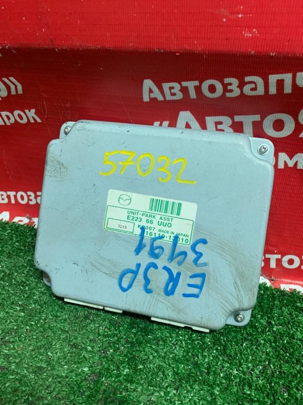 Блок управления камерой Mazda Cx-7 ER3P L3-VDT 03.2007 E223 66 UUO