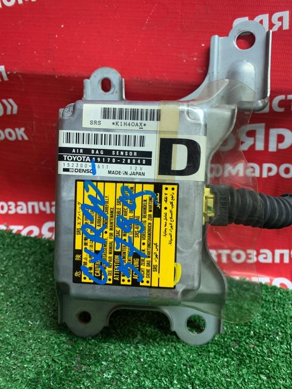 Блок управления airbag Toyota Estima Emina CXR20G 3C-TE 07.1996 89170-28040