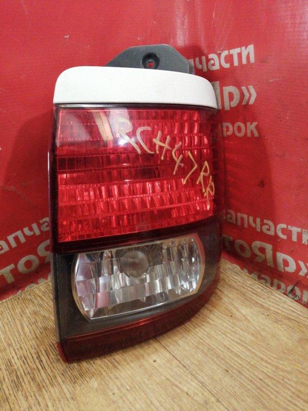 Стоп-сигнал Toyota Regius RCH47W 3RZ-FE 10.1999 задний правый 26-107