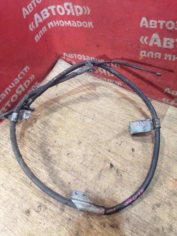 Тросик ручника Nissan Bluebird Sylphy QG10 QG18DE 11.2001 задний левый