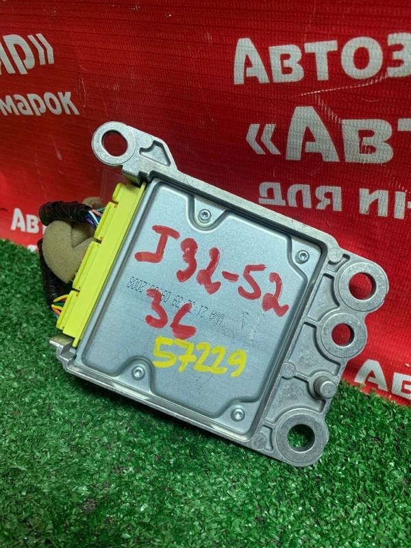 Блок управления airbag Nissan Teana J32 VQ25DE 03.2009 98820 jn20a