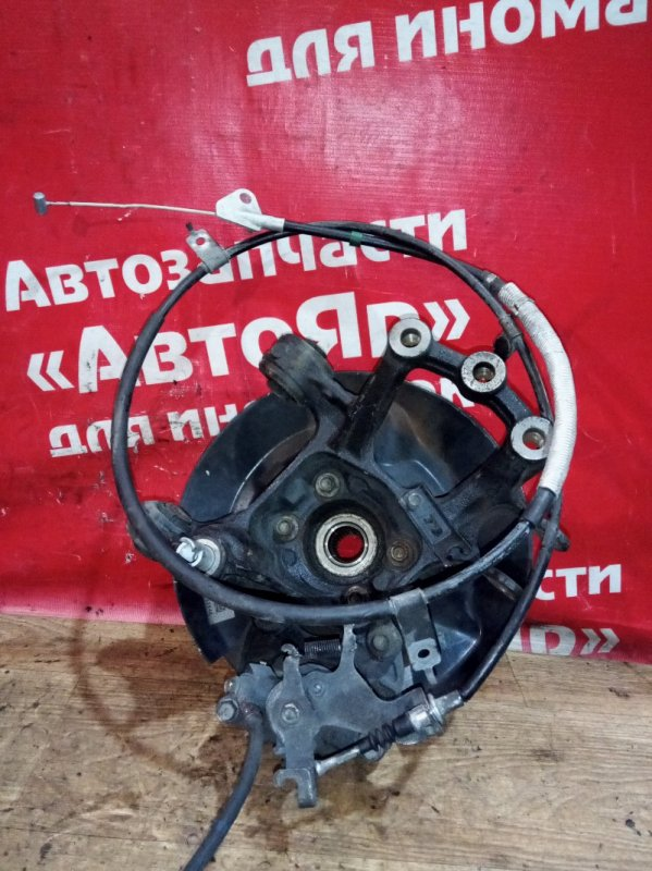 Тросик ручника Mazda Cx-5 KE2AW SH-VPTS 03.2012 задний правый деф. на фото